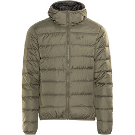 Jack Wolfskin Helium Sky Jacket Men brown